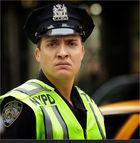 Menschen in New York City (12) ... Oder Officer Schön!