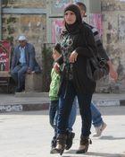 Menschen in Palästina
