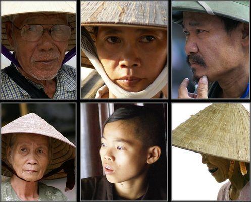 Menschen in Vietnam