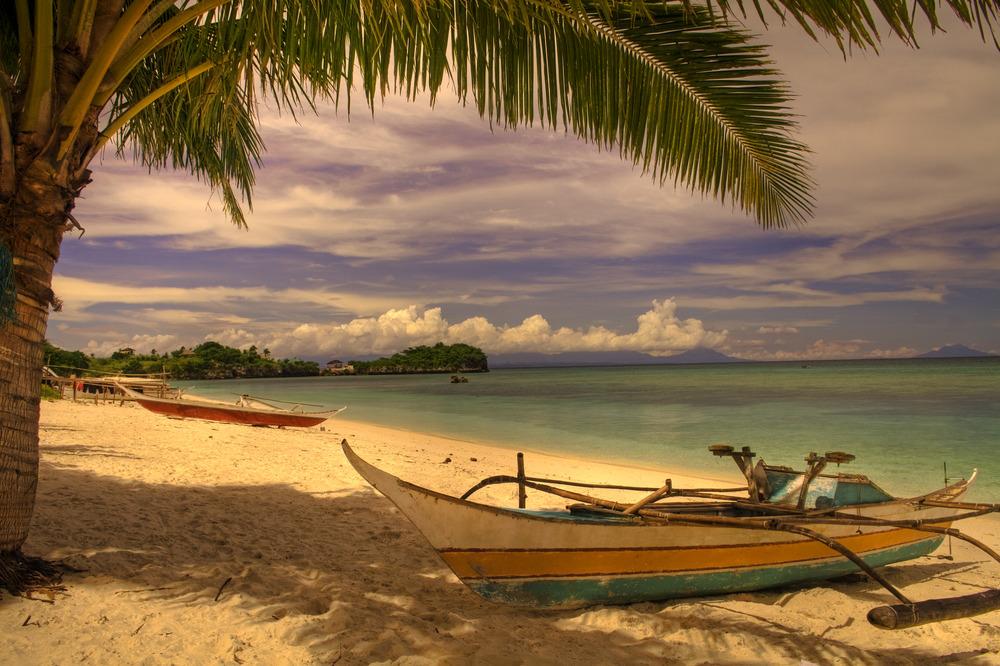 ~ Menschenleerer Strand im Paradies  ~