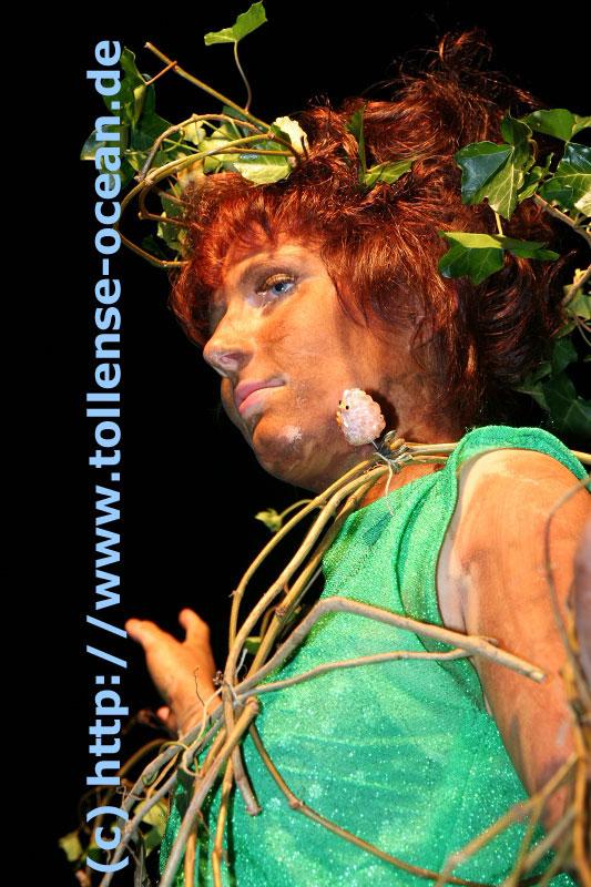 menschlicher Baum, Hoffest 2007