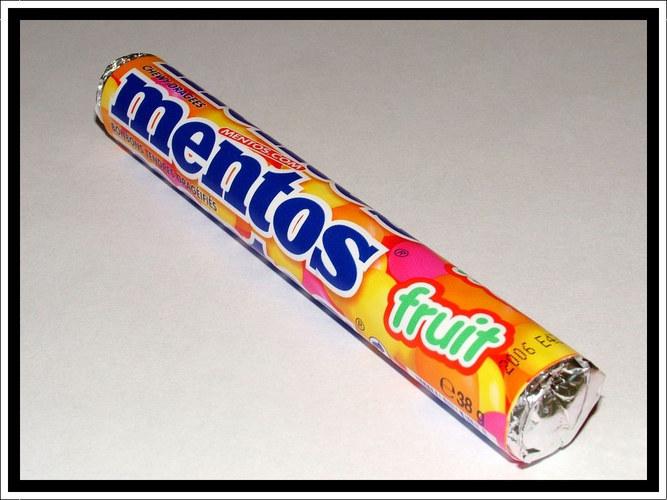 Mentos - The Freshmaker