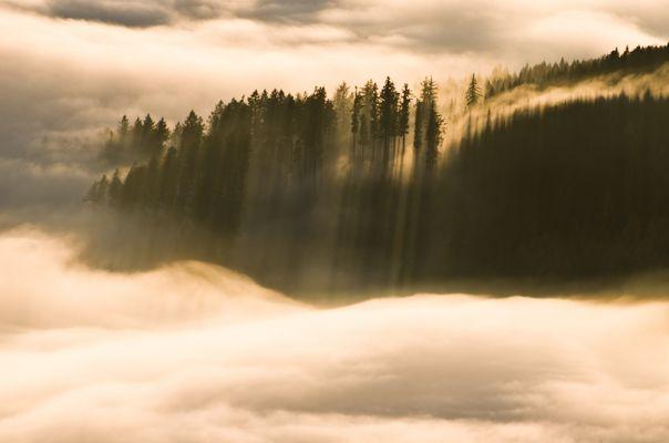 Mer de nuages 2