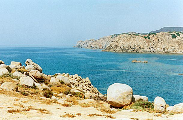 Mer de Sardaigne