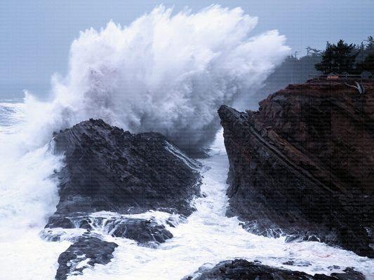 Mer Déchainée