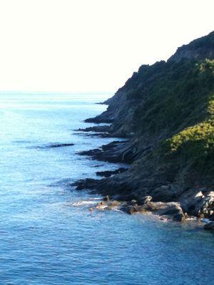 Mer et rochers