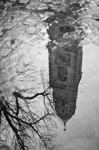 Meran bei Regen