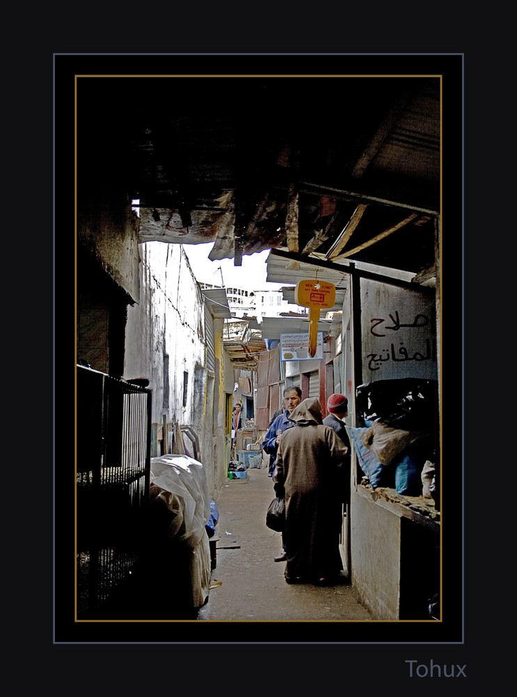 Mercadillo árabe