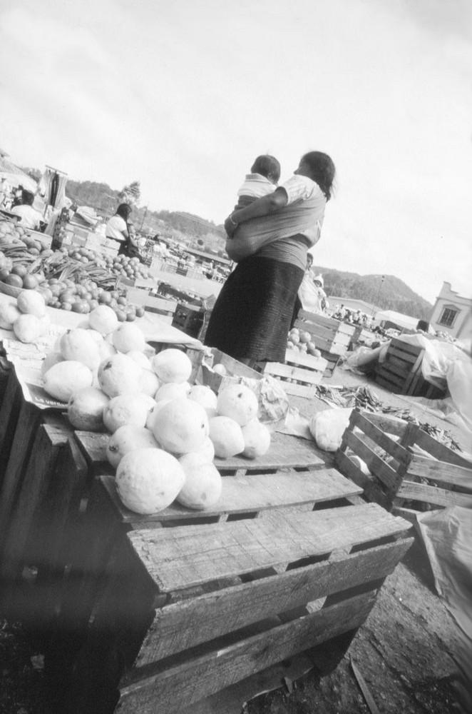 Mercado a San Juan Chamula