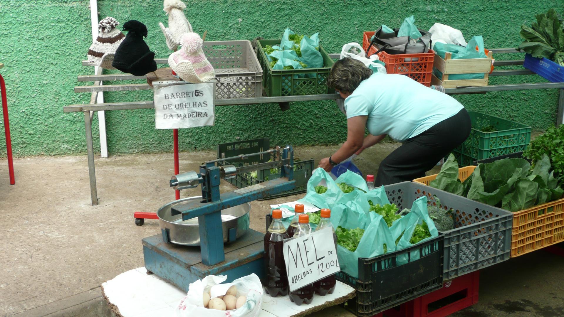 Mercado Agricola do Santo da Serra