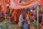 MERCADO DE LA DROGA HARAR . ETIOPIA