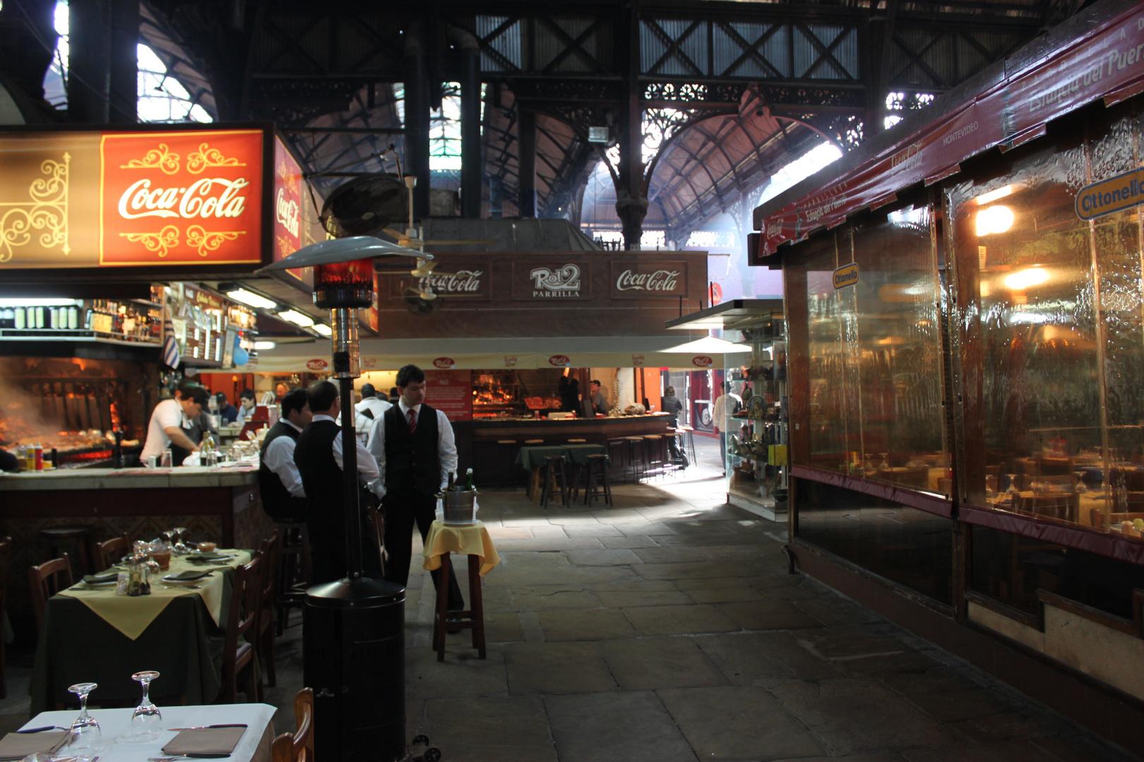 Mercado Del Puerto - Montevídeo - UR