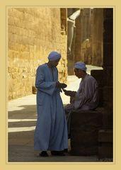 Mercanti nel tempio