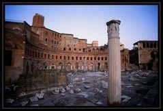 Mercati e Colonna Traianei