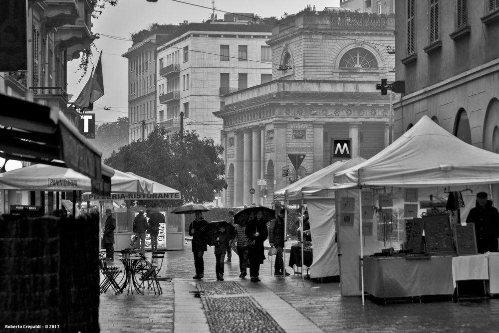 Mercatino di Porta Venezia