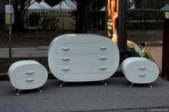 Mercatino mobili vintage, Pavia