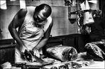 mercato del pesce Spalato