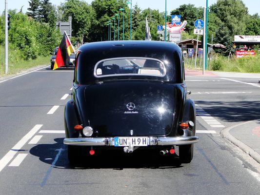 Mercedes 170 S-D
