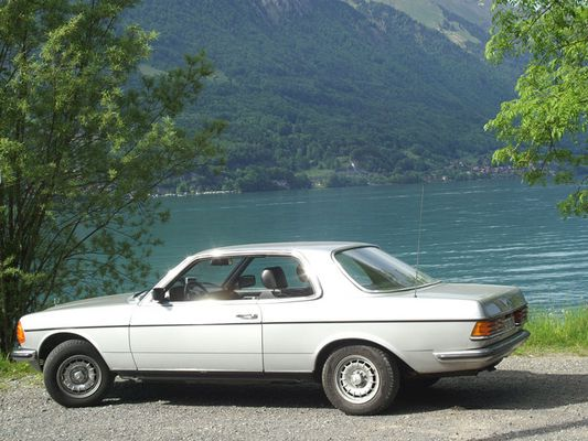 Mercedes 280 CE Typ W123, Baujahr 1980
