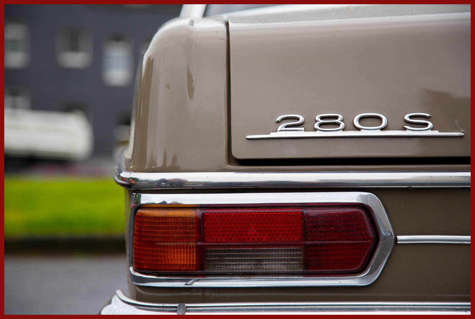 Mercedes 280 S Baureihe 108