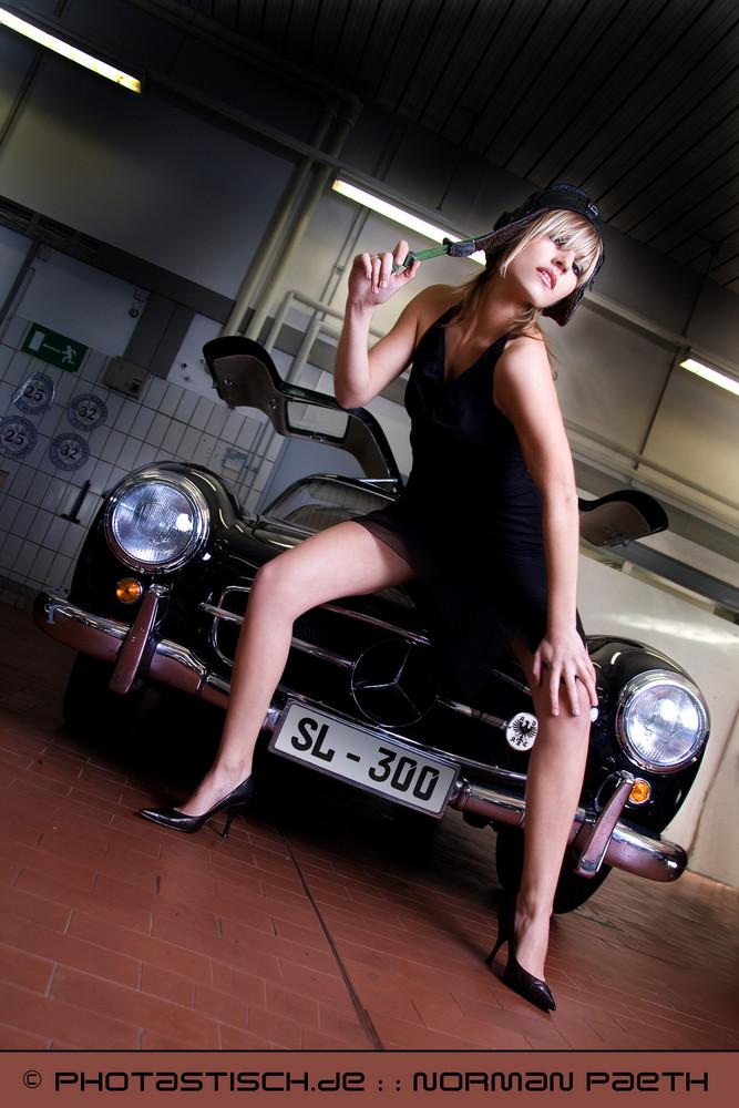 Mercedes 300 SL Flügeltüren