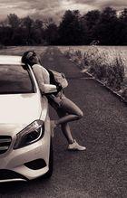 Mercedes...