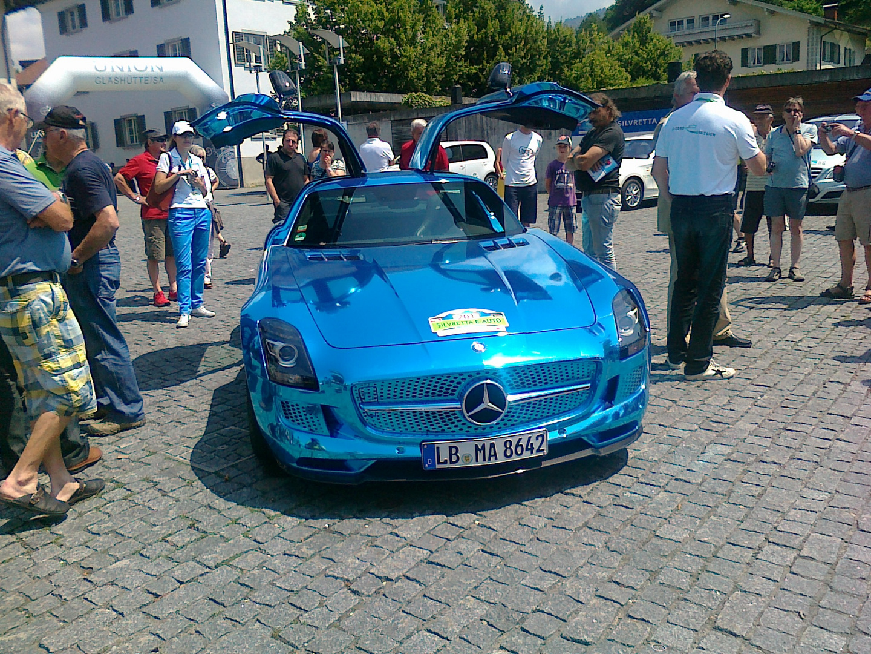 Mercedes-AMG-300 SLS-Electrodrive