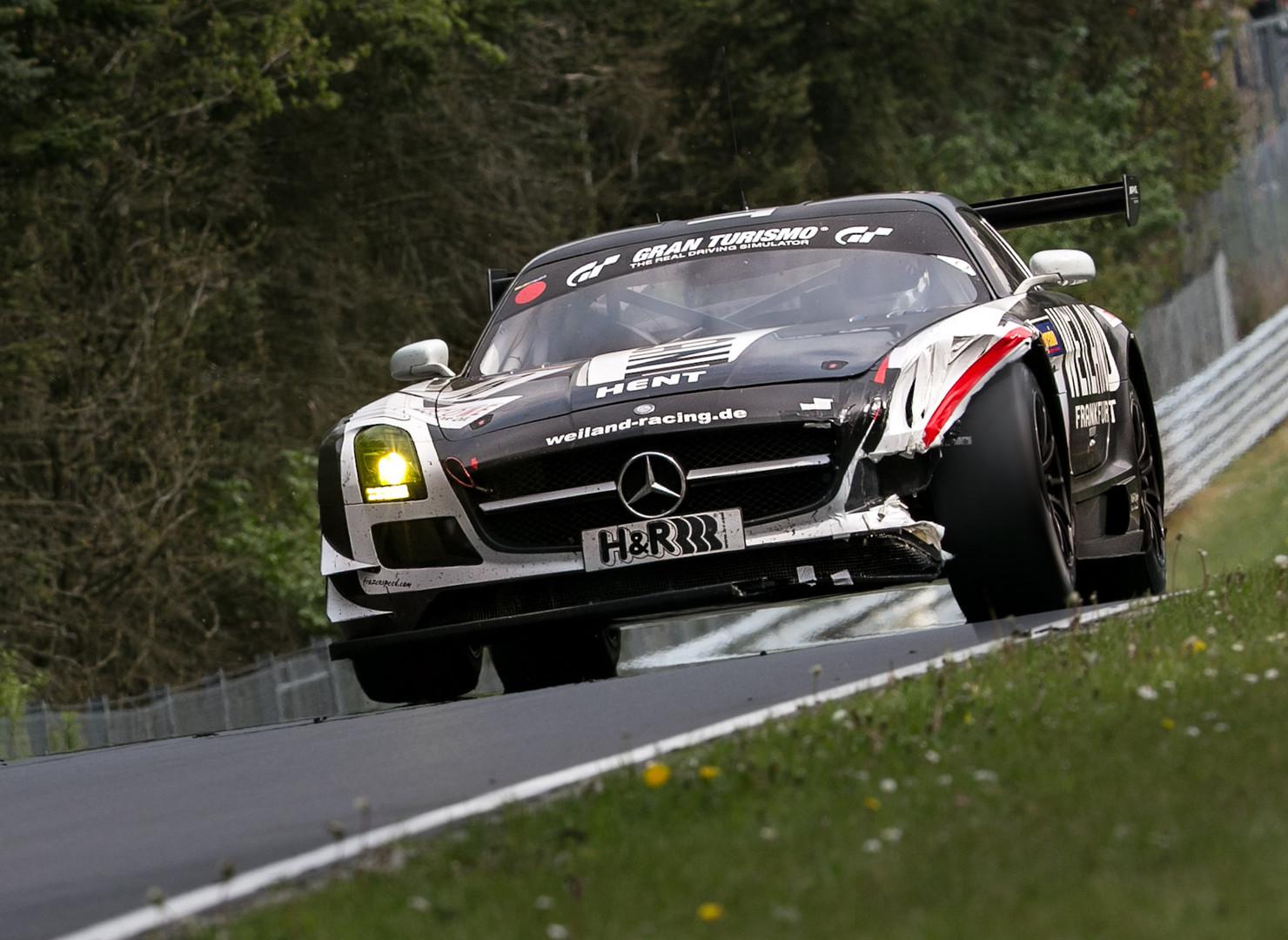 Mercedes AMG SLS-GT3