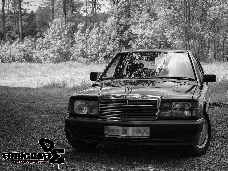 ----> Mercedes Benz 190e