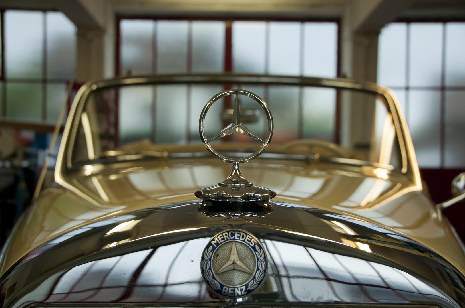 Mercedes-Benz 220 Cabriolet A (1953)