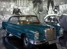 Mercedes Benz 220SE Coupe 1961 1