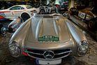 Mercedes Benz 300 SLS Roadster