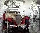 mercedes benz 370S 1931