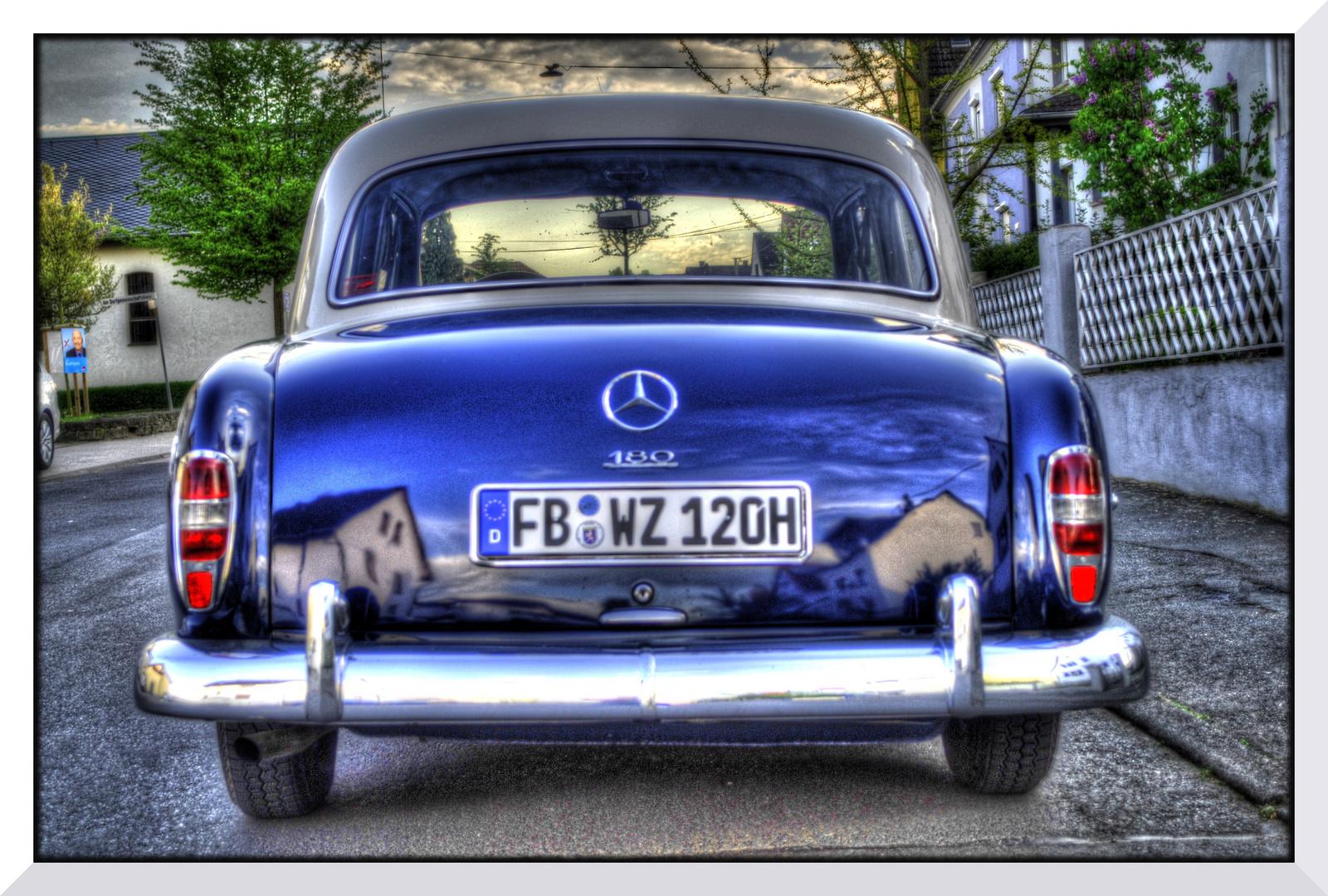 """ Mercedes Benz """