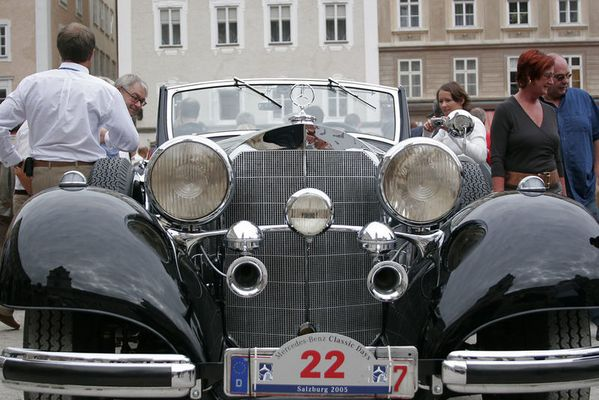 Mercedes Benz 540 K
