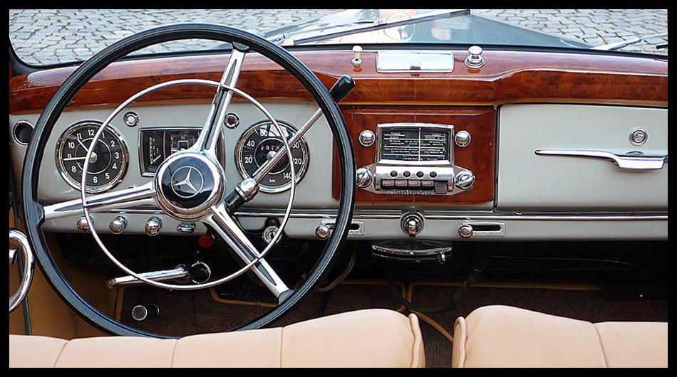 Mercedes Benz Cabrio