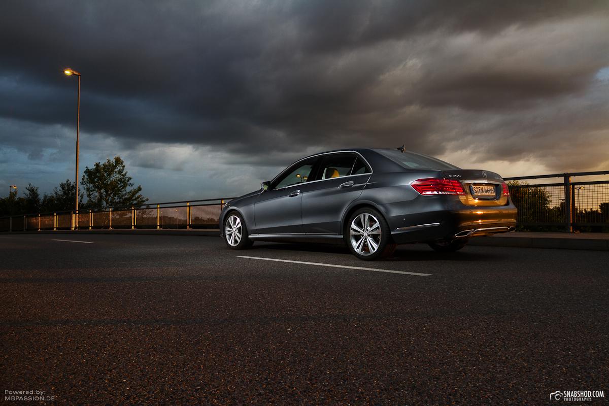 Mercedes-Benz E300 Bluetec Hybrid #2