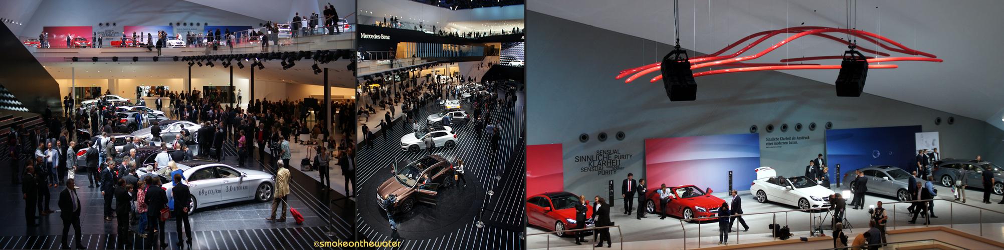 Mercedes-Benz @ Festhalle
