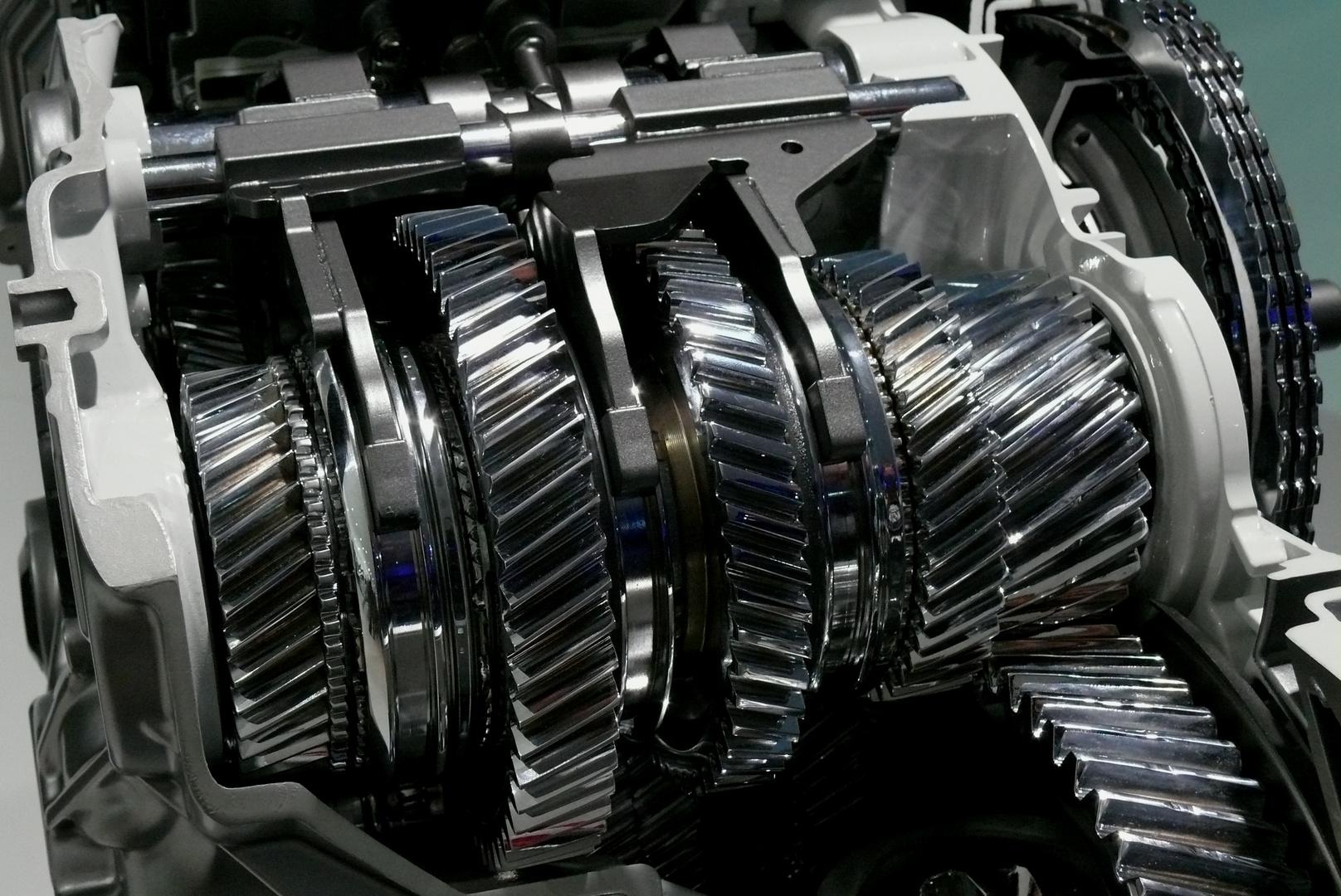 Mercedes-Benz Getriebe - Zahnräder