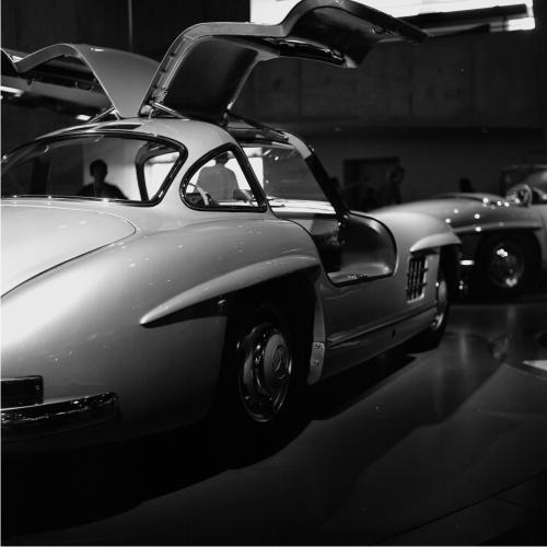 Mercedes-Benz Museum 1