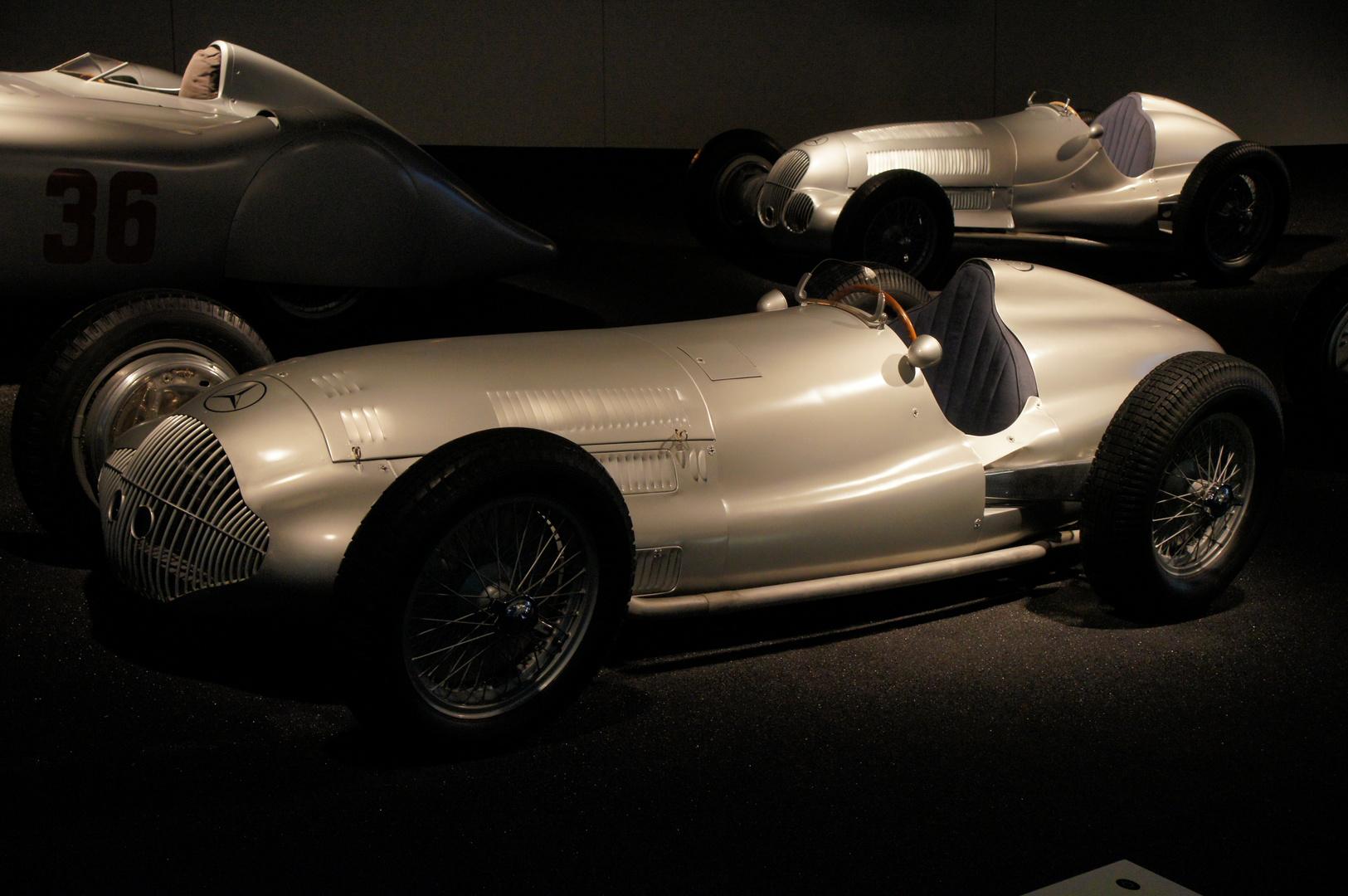 Mercedes Benz Museum I