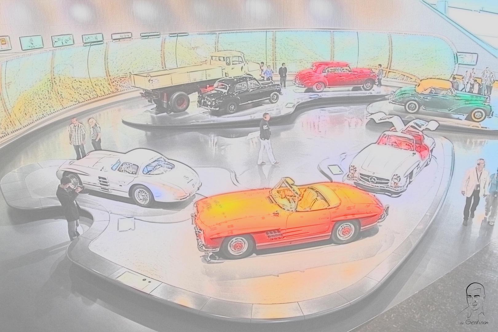 Mercedes Benz Museum II