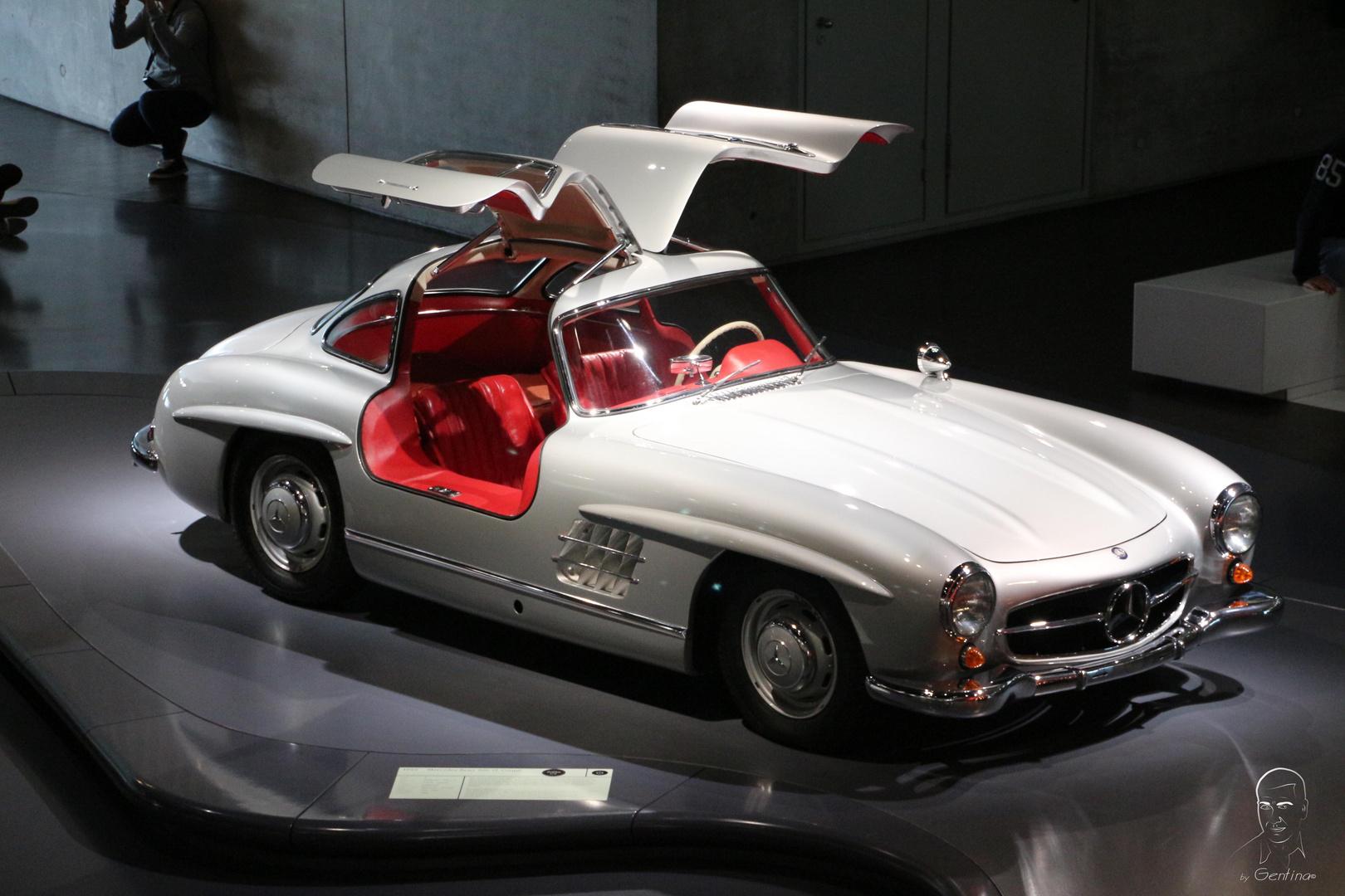 Mercedes Benz Museum III