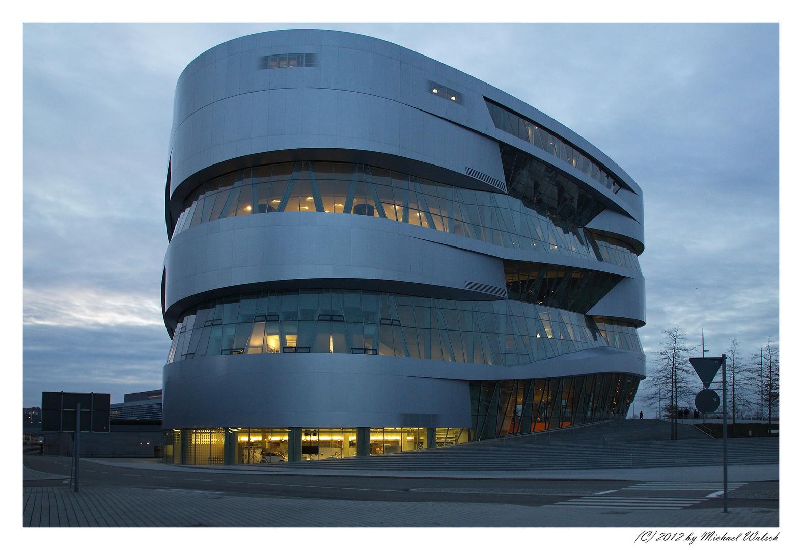 Mercedes-Benz Museum Stuttgart #2