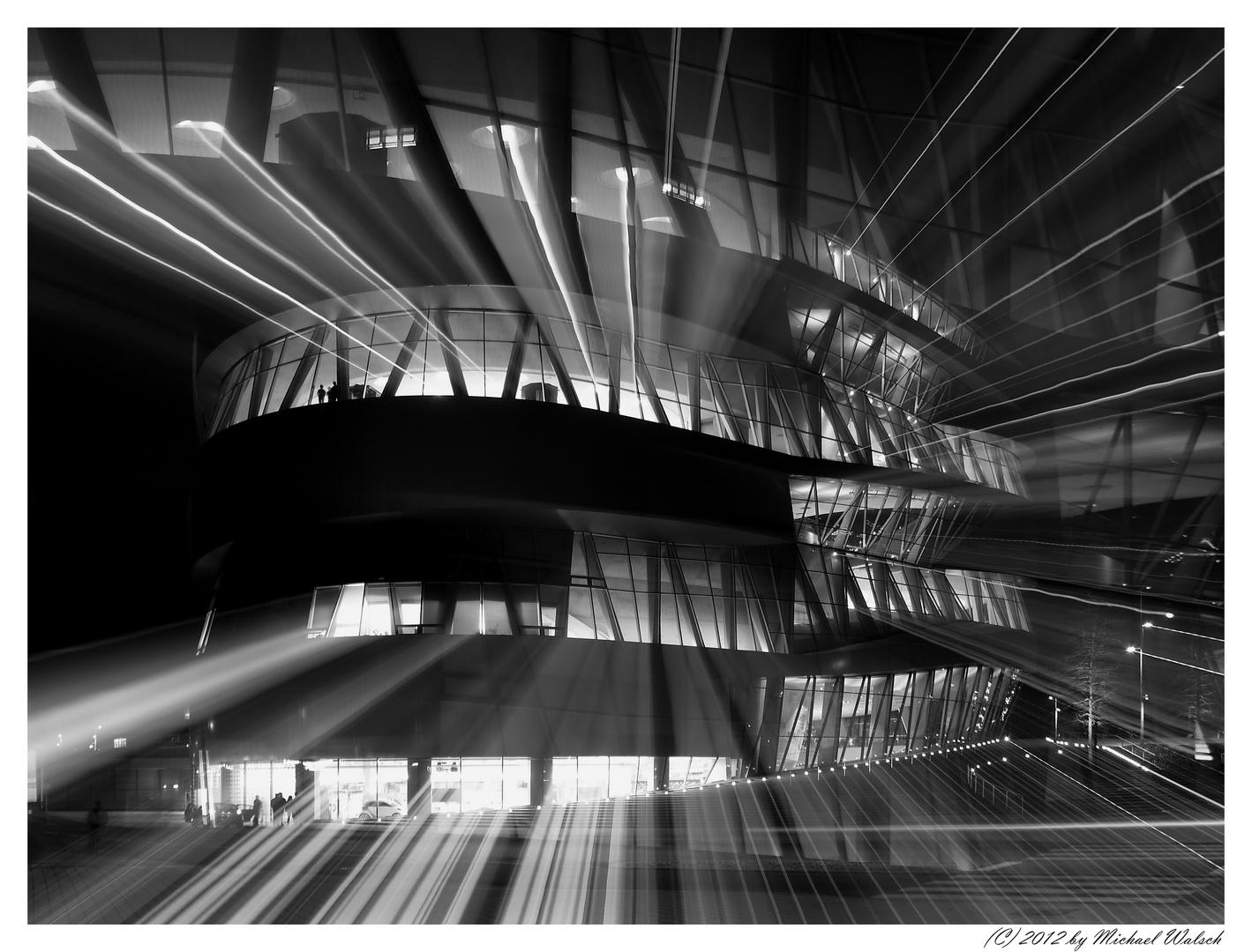 Mercedes-Benz Museum Stuttgart #6