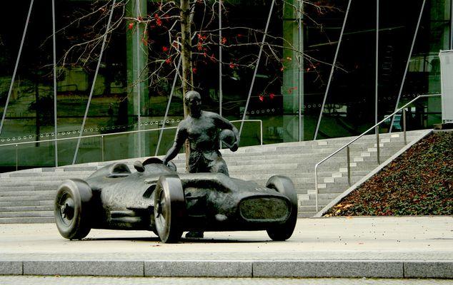 Mercedes Benz Museum Stuttgart**