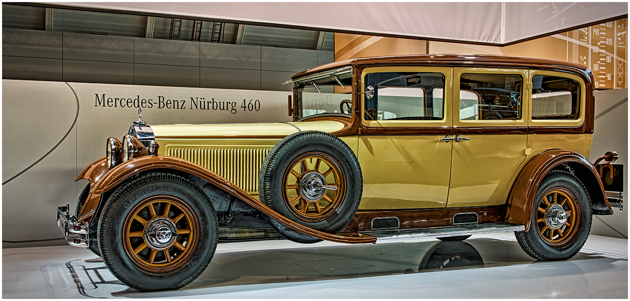 Mercedes-Benz Nürburg 460