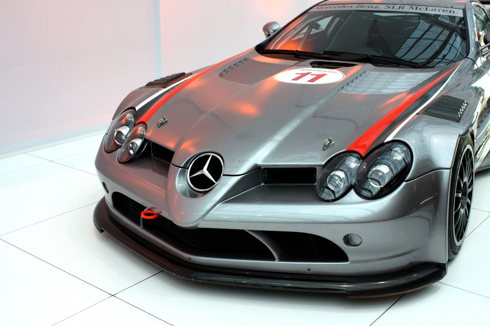 Mercedes Benz SLR McLaren !!!!!!!!!