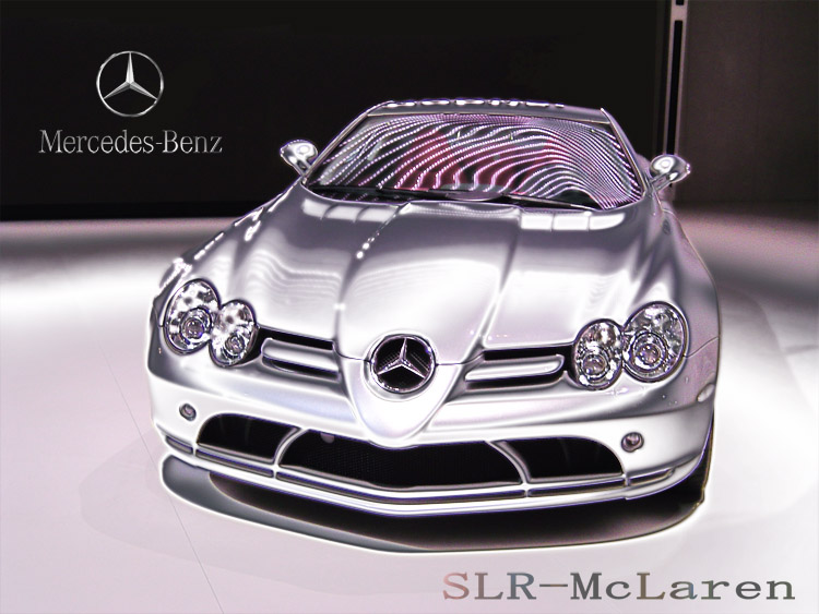Mercedes Benz SLR-McLaren