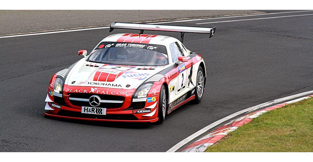 ++ Mercedes-Benz SLS AMG GT3 ++